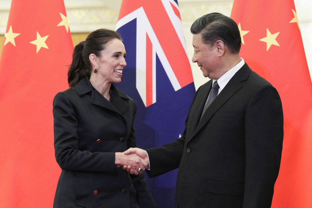 China is Trying to Break up the Five Eyes Intelligence Network