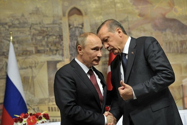 Two More Articles Demonstrate The Growing Axis Of Turkey, Russia, And Iran
