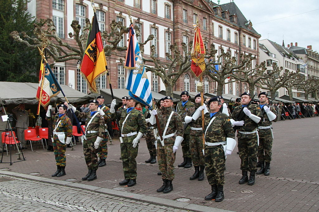 common european army Germany is pushing for a european army in the 28  the more we europeans are ready to take on a greater share of the common burden and the more our american.