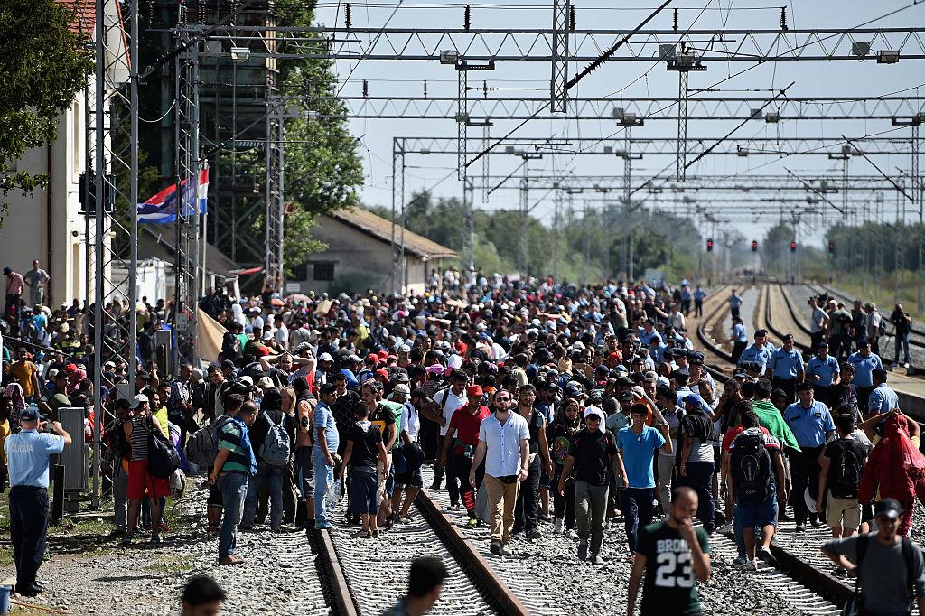 LA CRISE DES MIGRANTS A FRACASSÉ L'EUROPE (Giulio Meotti)