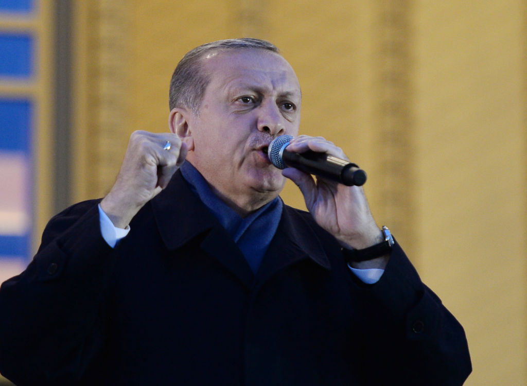 Turkey Islamizes Denmark with More Mosques