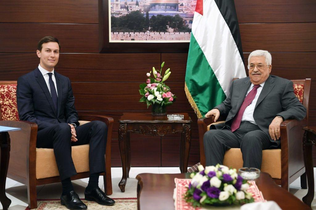 Палестинцы против Трампа: битва начинается