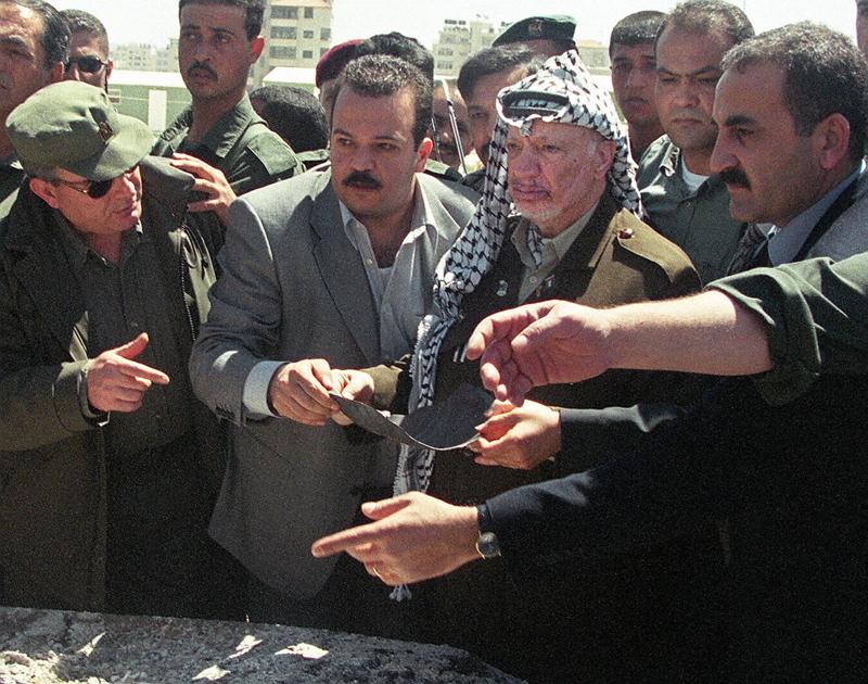 comprare nuovo grandi affari davvero comodo How Palestinians Silence Palestinians