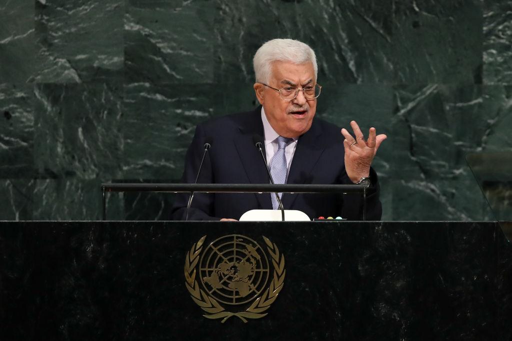 The Palestinian Peace Plan