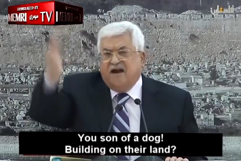 Palestinians: License to Kill Americans