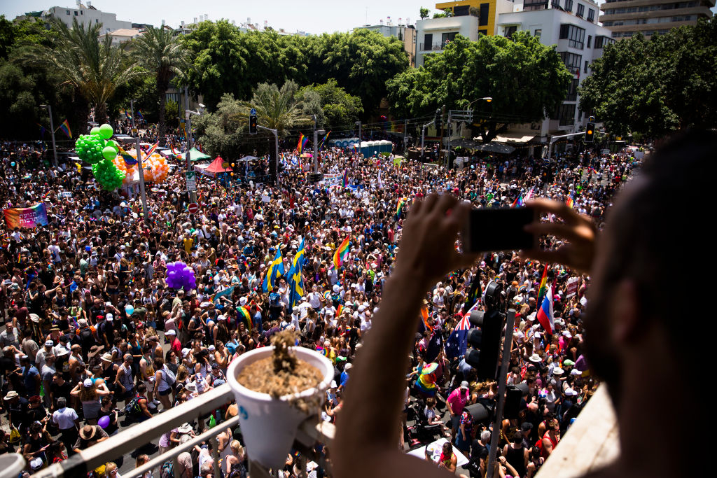 Palestinians: No Place for Gays