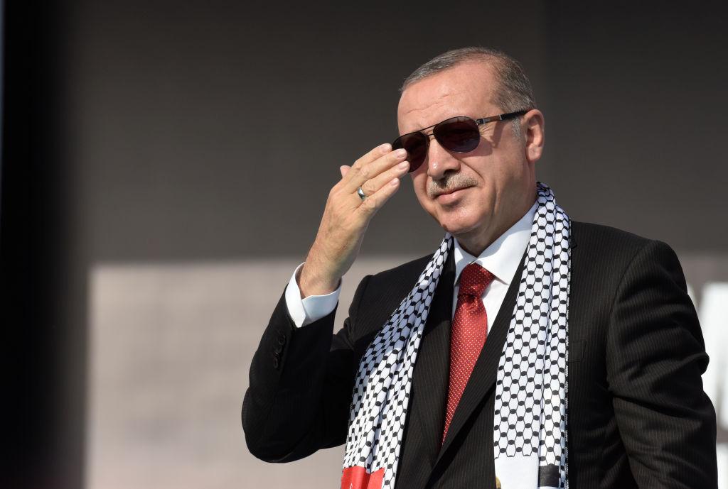 Erdogan en tête des élections — Turquie