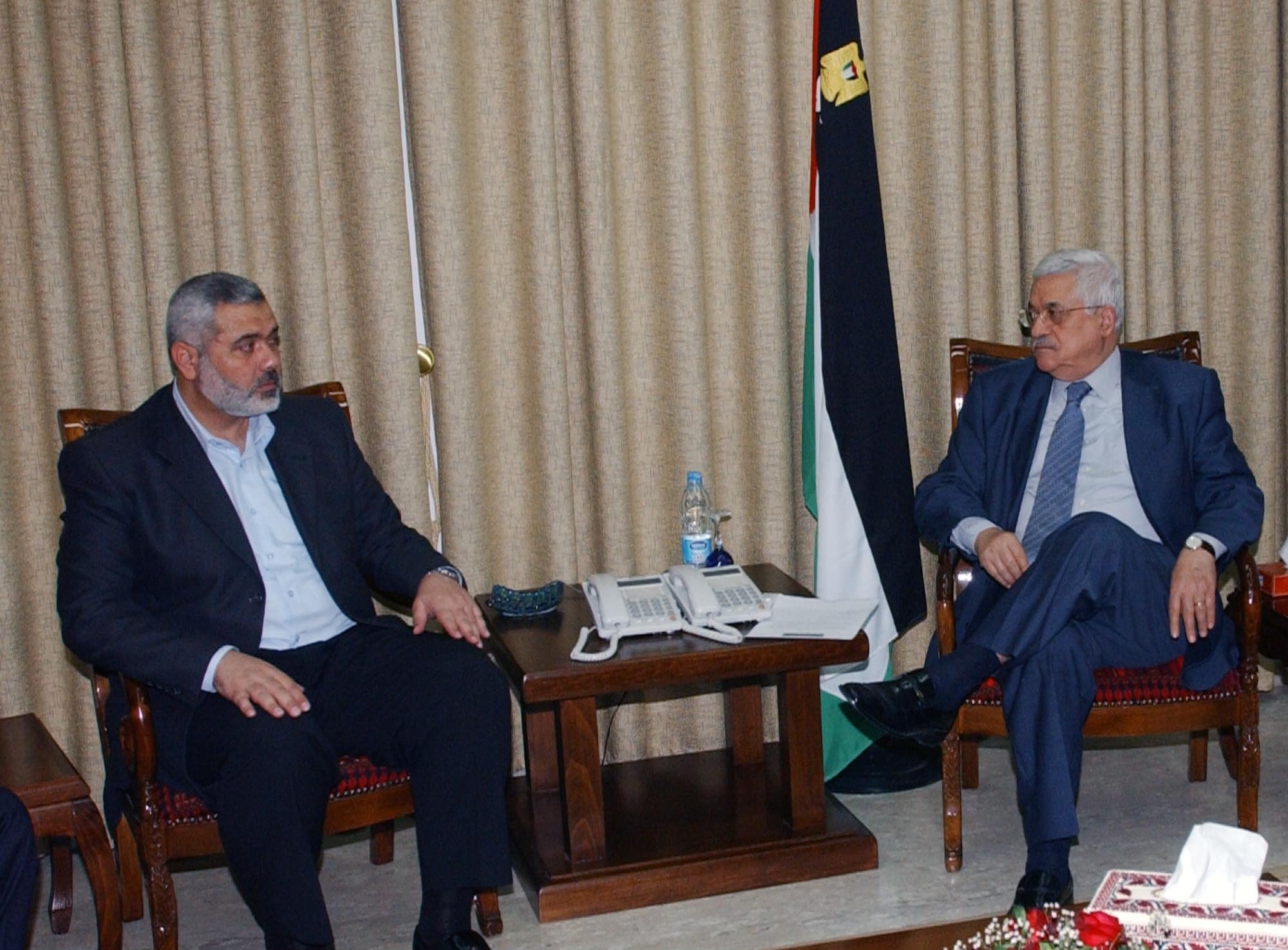 Palestinians: No Difference Between Hamas and Fatah