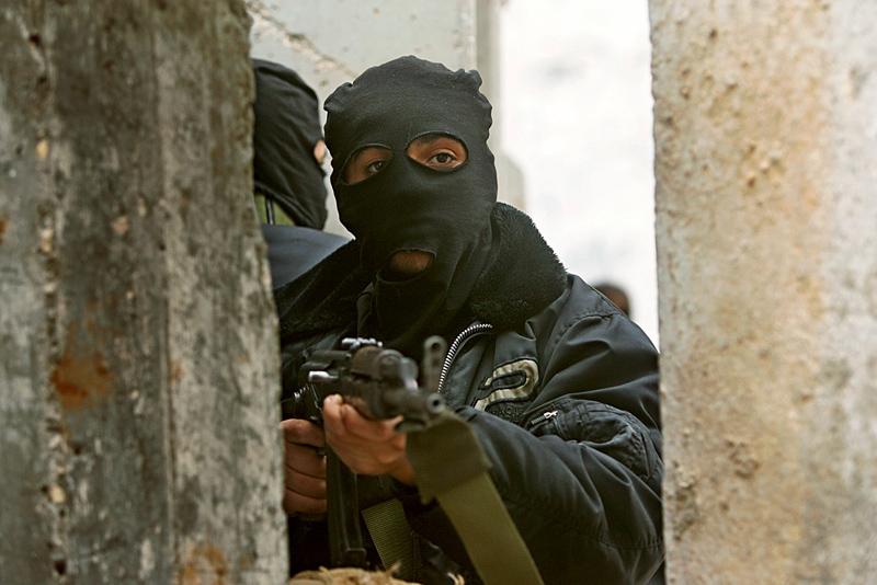The Palestinians' Uncivil War