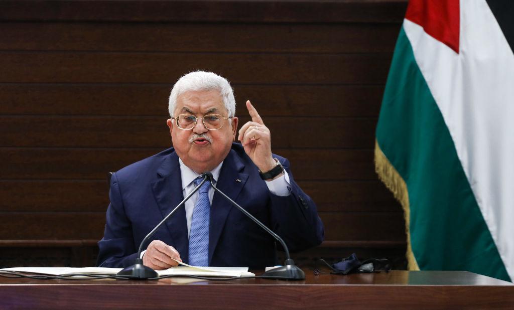 (Фото Алаа Бадарнех / Pool / AFP через Getty Images)