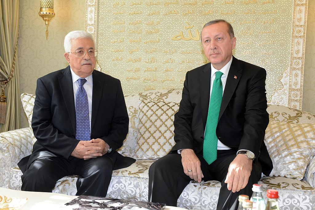 Erdogan's Plan to Take Over the Palestinian Authority